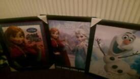Frozen pictures