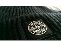 Exclusive brand new stone island woolly hats