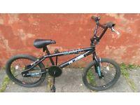 raleigh blaze bmx bike