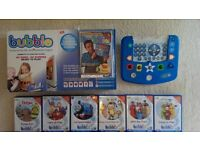 Bubble Games Console with 6 Games