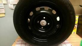 Spair wheel Michelin