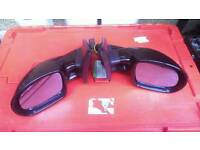 Corsa C Wing mirrors (Aftermarket / M3)