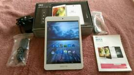 """7.85"""" Goclever android tablet 8gb 4.1.1 wifi"""