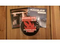 Audioslave 'Be Yourself' 'Doesn't Remind Me' & 'Original Fire' 7 inch Vinyl Singles Collection