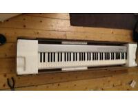 M-Audio Keystation 88es semi-weighted keys, perfect for beginners MIDI controller