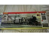 HORNBY WESTERN PULLMAN TRAIN SET