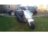 ***SOLD*** Piaggio Zip 2T 2 stroke moped scooter 50cc