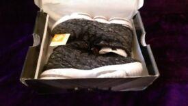 Nike Lebron XV Ashes basketball shoes lebron james black/white New with tags 8.5