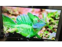 "Samsung 43"" Curved Ultra SUHD 4K TV"