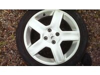 Alloy Wheels x5