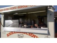 Kebab trailer for sale