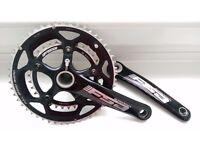 FSA BB30 compact crankset
