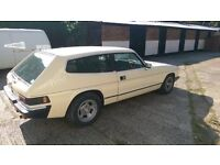Scimitar GTE Original Unmolested condition, lots of work done, lots of history and service book