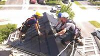 Roofing Crew - Full Time, Training Provided, Year Round Work