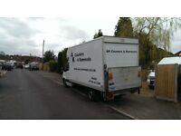Man and van tail lift. Redhill, Reigate, Merstham, Godstone, Oxted