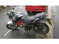 Motorbike 125cc 2015, full service