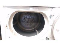 4 MONTHS WARRANTY Zanussi 7KG condenser tumble dryer FREE DELIVERY