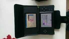 Nintendo DS Litte with card