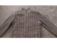 Wool jacket (hardly worn)