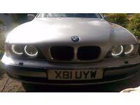 BMW 530d SE Auto X Plate 184BHP
