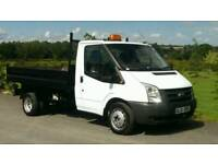 FORD TRANSIT TIPPER SINGLE CAB ONLY 84 K FULL SERVICE HISTORY