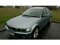 2002 BMW 318 ISE 2L