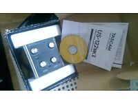 TASCAM interface US-122MK2