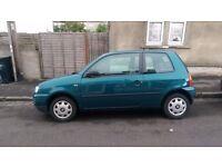 Blue Seat AROSA 3 Door Hatchback for sale- £250