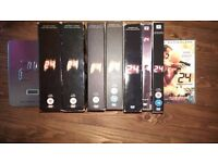 24 - Series 1 - 8 including 24 Redemption Film