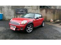 2007 Mini Cooper MOTd until Jan 09