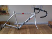 Aluminium Road Bike Frame Superlight