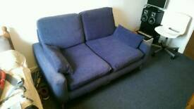 Blue Sofa - need gone today!