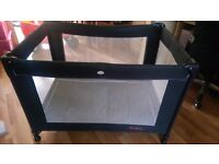 Redkite baby folding travel cot / play pen
