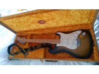 50th Anniversary American Series Stratocaster in case. Excellent condition