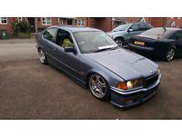 BMW 318 TI 2000 W REG BREAKING