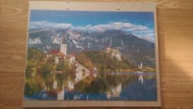 500 Piece Bled Slovenia Puzzle