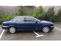 jaguar X-type, 2.5 LPG Gas converted with certificate, 2003, Auto, MOT, Service History, Good Runner