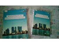 ACCA P4 LSBF advanced financial management - for sale