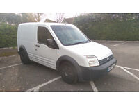 2009 FORD TRANSIT CONNECT VAN 1.8 TDCI, NEW MOT, LOW MILES, GREAT CONDITION