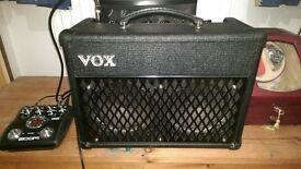 Vox DA10 buskers amp