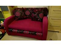 Sofa bed very good condition sleeping area 190cm by 116