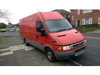 Iveco Daily Extra LWB Panel Van 12 Months MOT 141K 3.5 Ton
