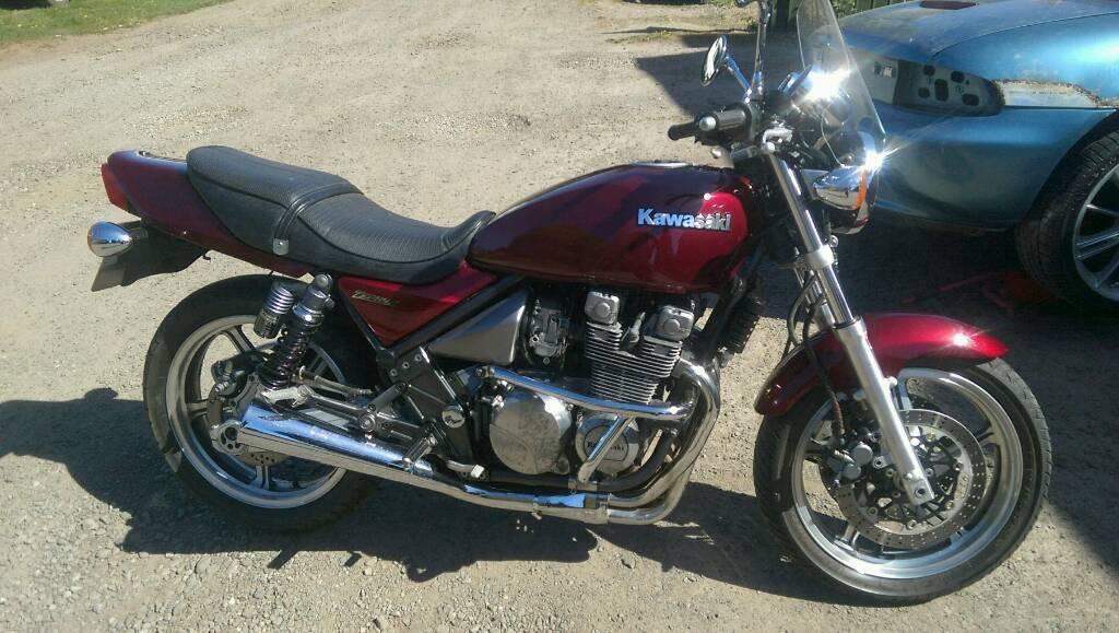 Kawasaki Zephyr 550 (1991-2000) • For Sale • Price Guide