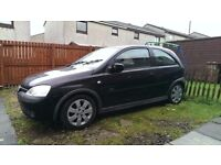 Wanted - Vauxhall Corsa