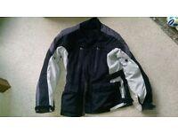 Rev'it winter motorcycling jacket