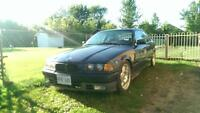 1992 Bmw 325is e36 with 5 speed swap