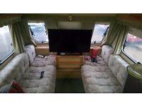 Caravan 5 berth for sale