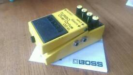Boss Turbo Overdrive OD-2R