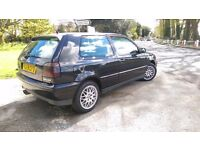 VR6 MK3, LOVELY CONDITION, REMAPPED AND CAMMED - 206 BHP, 3 DOOR, BLACK, HPI CLEAR