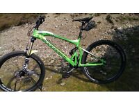 Mondraker Foxy XR MS Full Suspension Mountain Bike